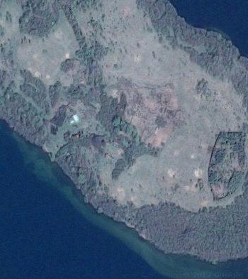 Ostatni prywatny teren na wyspie na sprzedaż